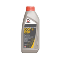 Comma Dot 4 ESP Brake Fluid